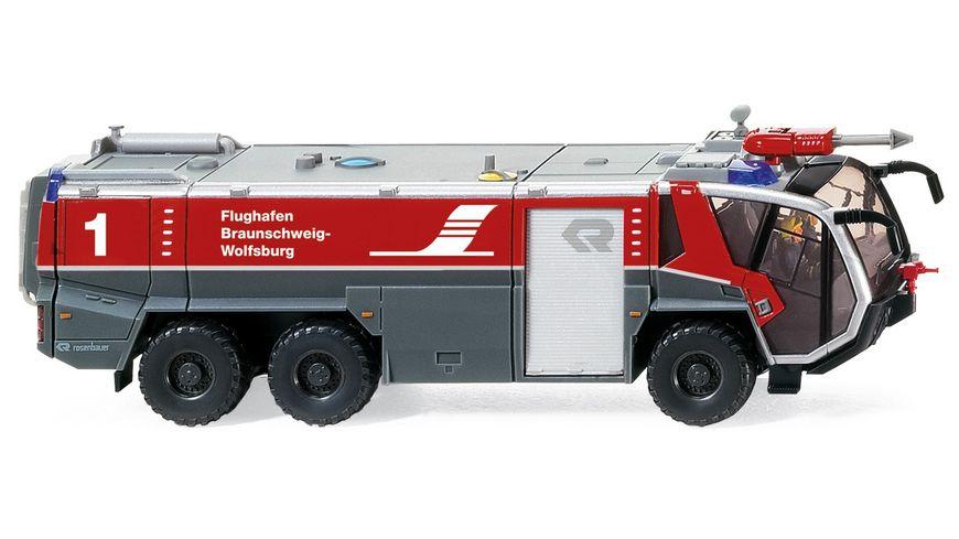 WIKING 062605 Feuerwehr Rosenbauer FLF Panther 6x6