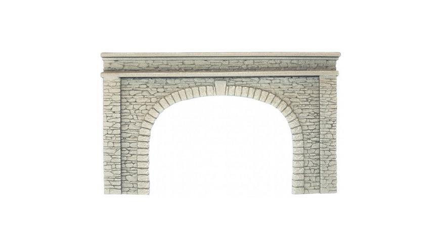 NOCH 58062 Tunnel Portal 2 gleisig
