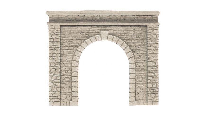 NOCH 58061 Tunnel Portal 1 gleisig