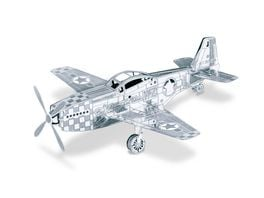 Metal Earth 502498 Flugzeuge Mustang P51