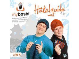 myboshi Vol 1 0 Haekelguide