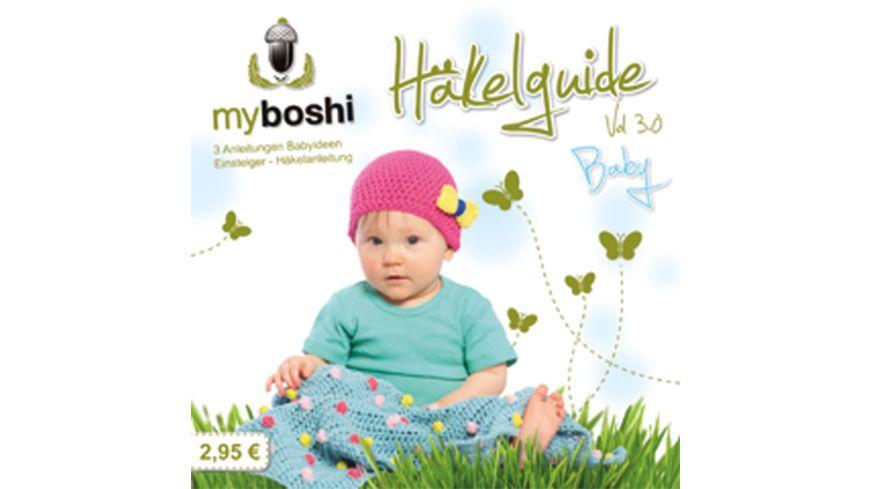 myboshi Vol 3 0 Baby Haekelguide