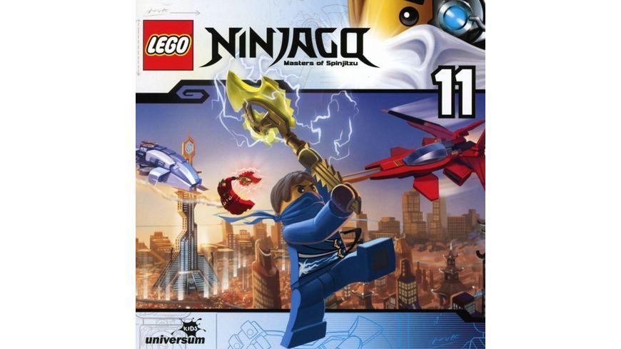 LEGO Ninjago CD11