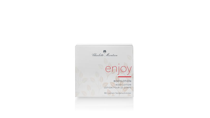 Charlotte Meentzen ENJOY Bodylotion