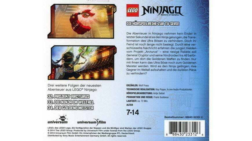 LEGO Ninjago CD12