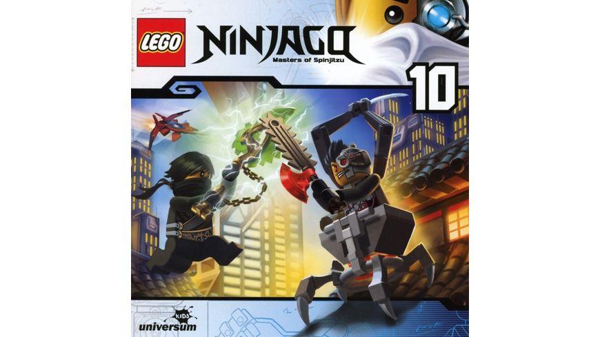 LEGO Ninjago CD10