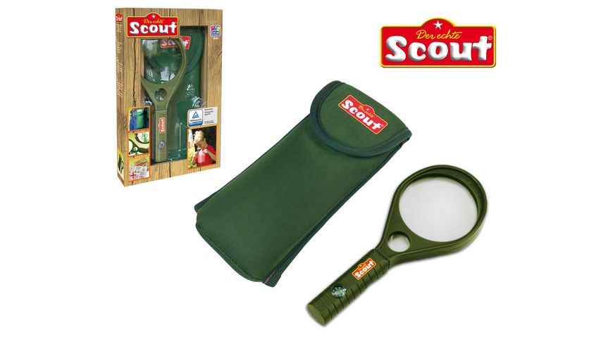 Scout lupe online bestellen mÜller