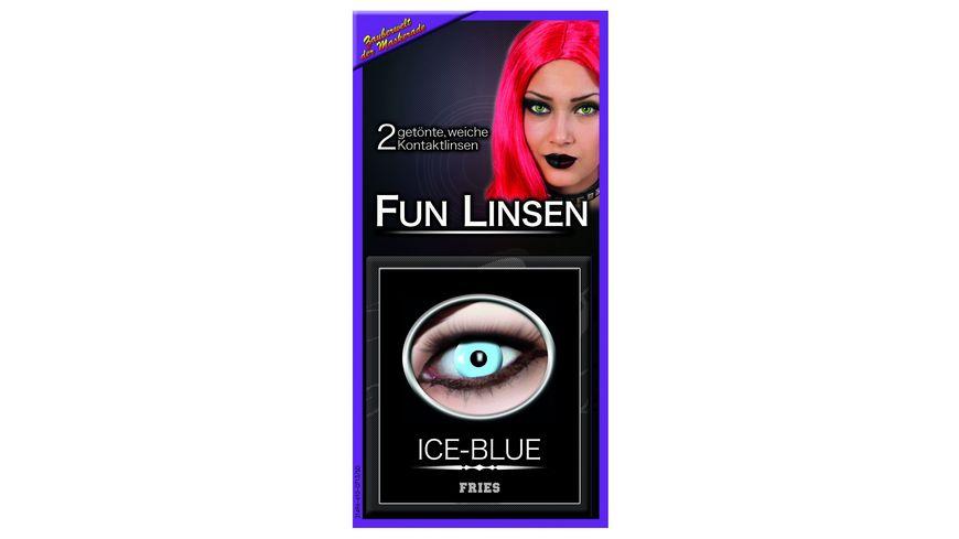 Fries 31499 Kontaktlinsen Ice Blue