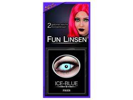 Fries Kontaktlinsen Ice Blue