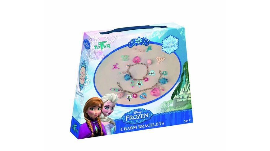 Empeak Disney Frozen Bettelarmbaender