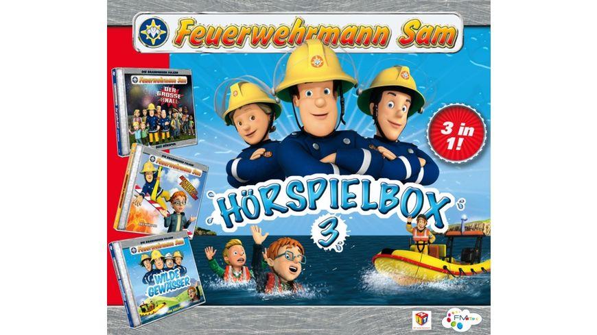 Feuerwehrmann Sam Hoerspiel Box 3
