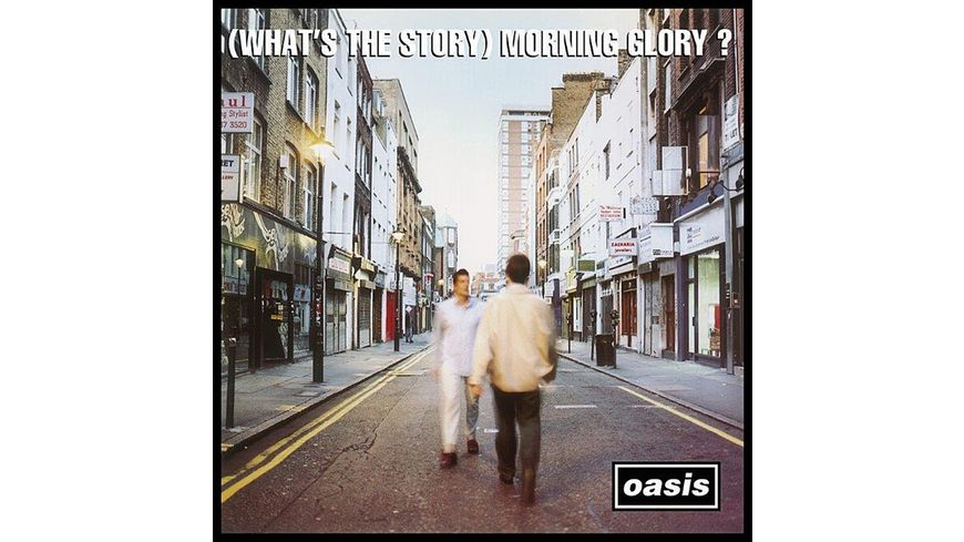 What s The Story Morning Glory Remastered