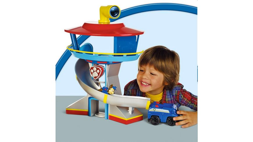 Spin Master Paw Patrol Lookout Paw Patrol Head Quarter Spielset