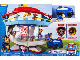 Spin Master Paw Patrol Lookout PawPartol Head Quarter Spielset