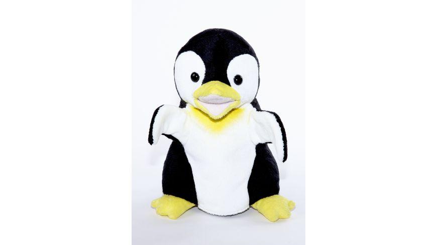 Bauer Handpuppe Pinguin