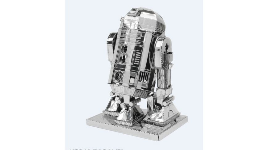 Metal Earth 502660 Star Wars R2D2