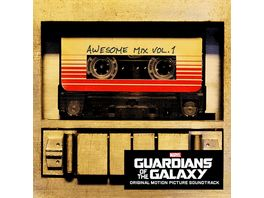 Guardians Of The Galaxy Awesome Mix Vol 1