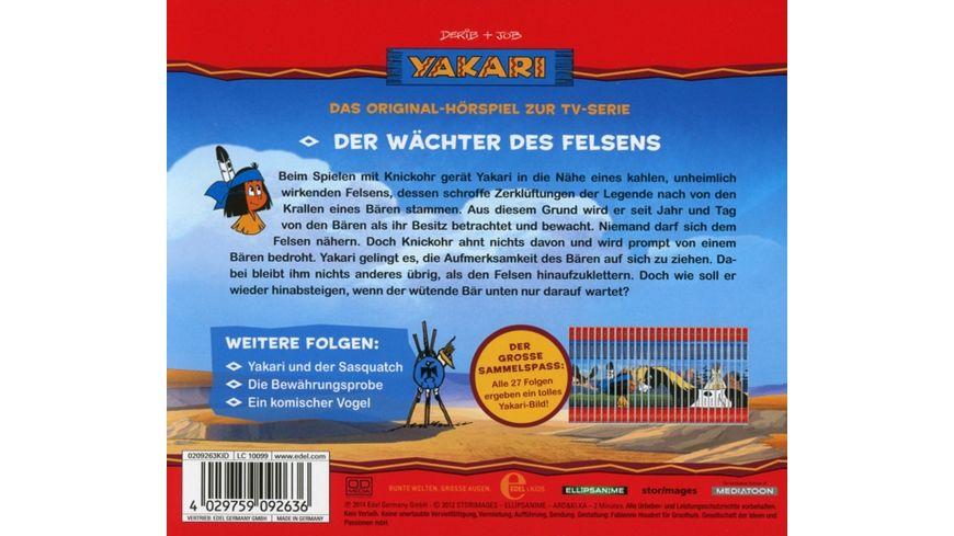 24 Original HSP TV Der Waechter Des Felsens