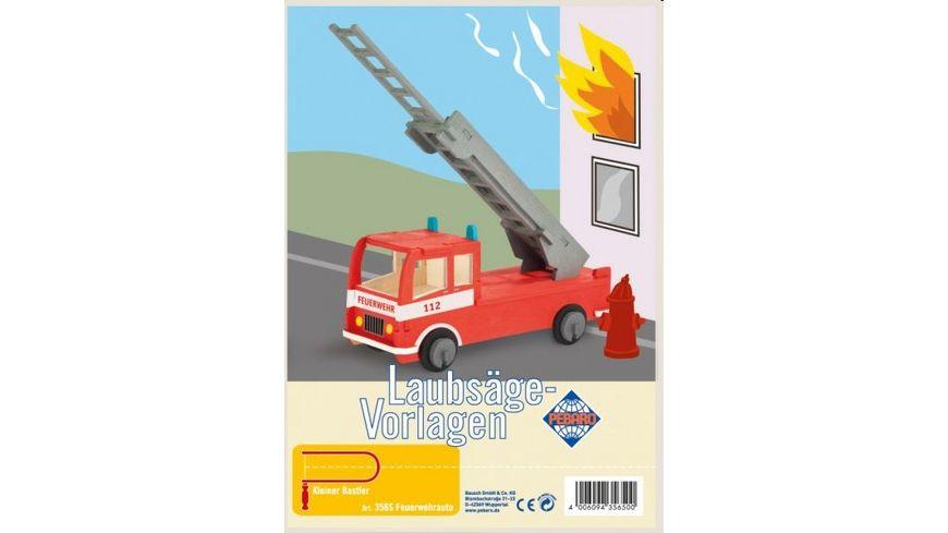 Pebaro - Feuerwehrauto