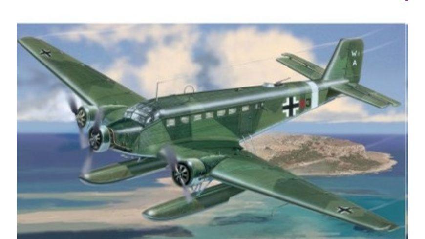 Italeri 1339 Flugzeuge 1 72JU 52 3 Floatplane