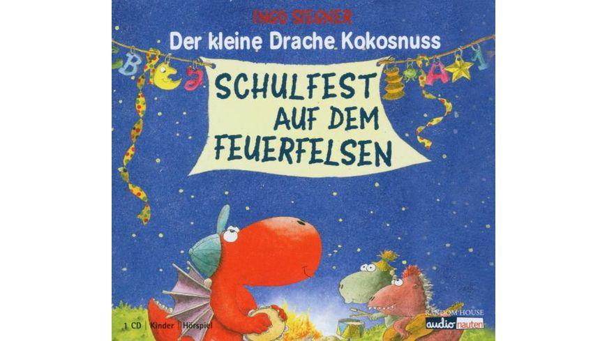 Der Kleine Drache Kokosnuss Das Schulfest