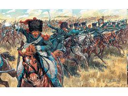 Italeri 6080 Figuren 1 72 Napol Kriege Franz leichte Kavall