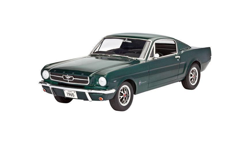 Revell 07065 965 Ford Mustang 2 2 Fastback