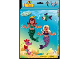 Hama Kleine Geschenkpackungen Meerjungfrauen