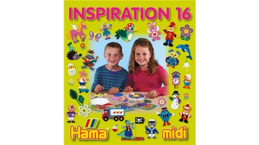Hama Inspirations Heft Nr 16