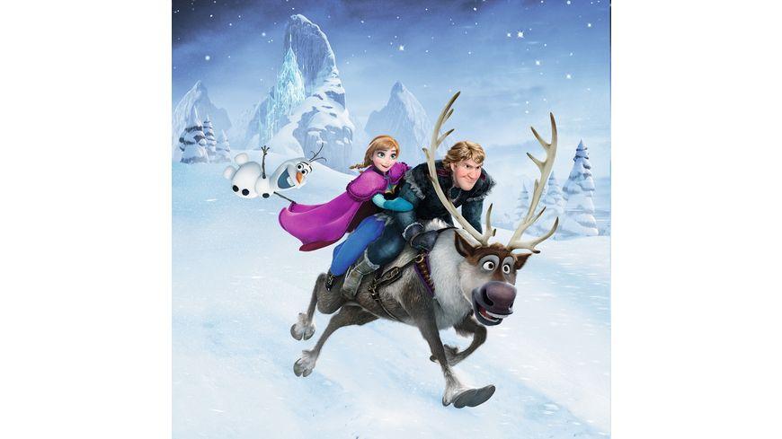 Ravensburger Puzzle Abenteuer im Winterland 3x49 Teile
