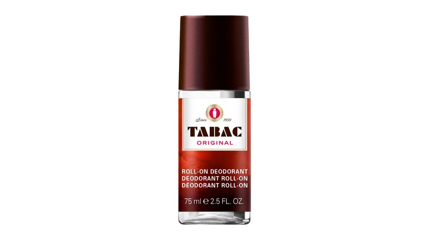 TABAC Original Deo Roll On