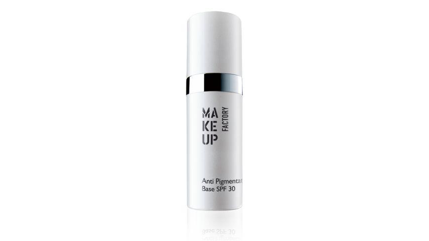 MAKE UP FACTORY Anti Pigmentation Base SPF 30