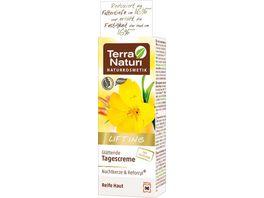 Terra Naturi Lifting glaettende Tagescreme Nachtkerze Reforcyl