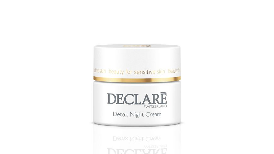 DECLARE PRO YOUTHING Detox Night Cream