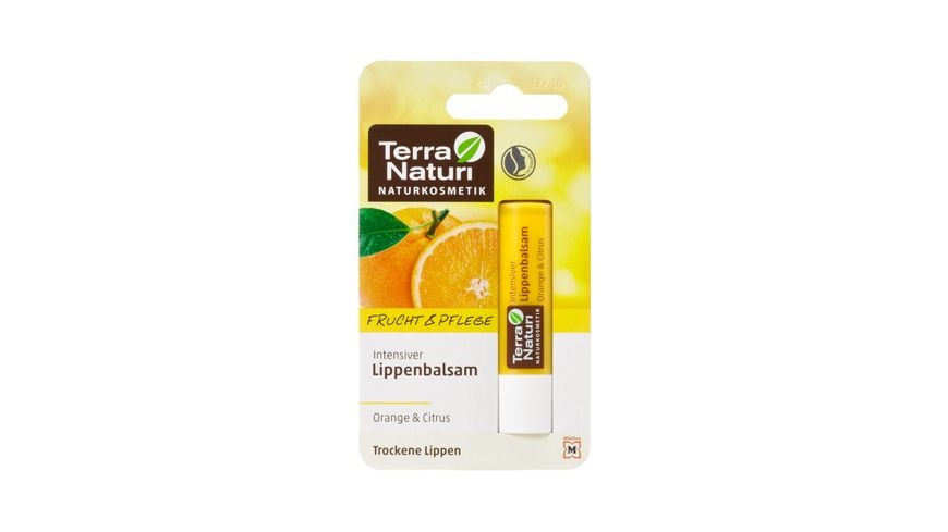 Terra Naturi Lippenbalsam Orange Citrus