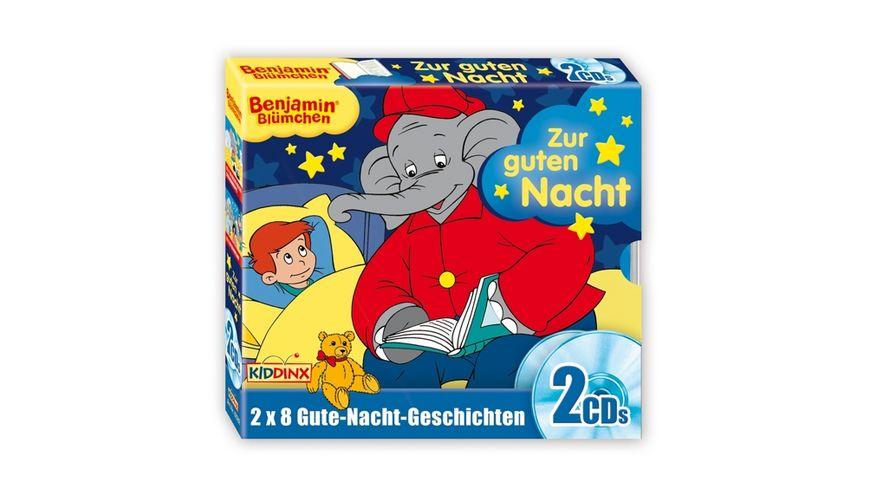 Benjamin Gute Nacht Geschichten Box Folge 8 14