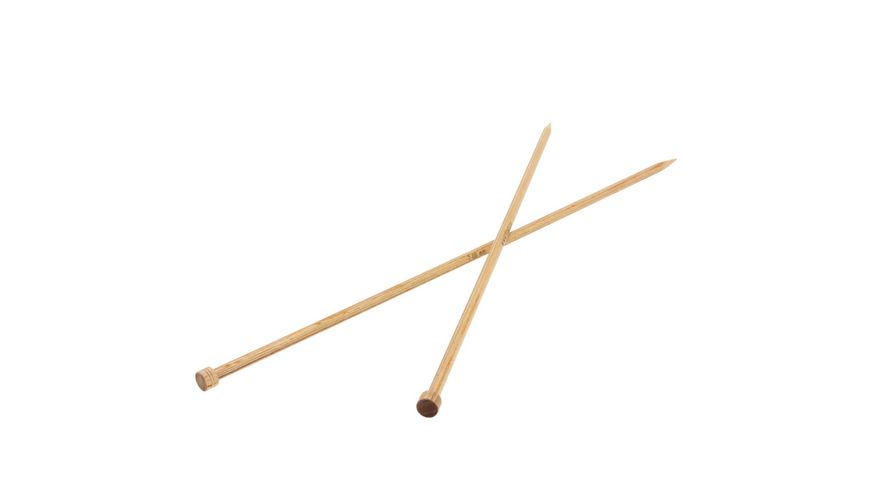 Lana Grossa Jackenstricknadel Holz 35 cm Staerke 7