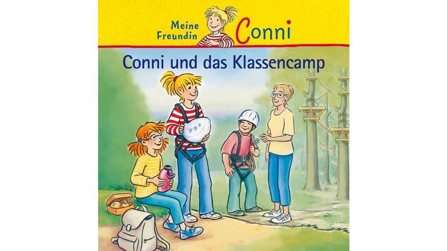 44 Conni Und Das Klassencamp