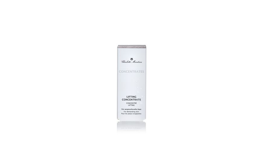 Charlotte Meentzen CONCENTRATE Lifting