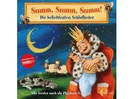 Summ Summ Summ Die Beliebtesten Schlaflieder