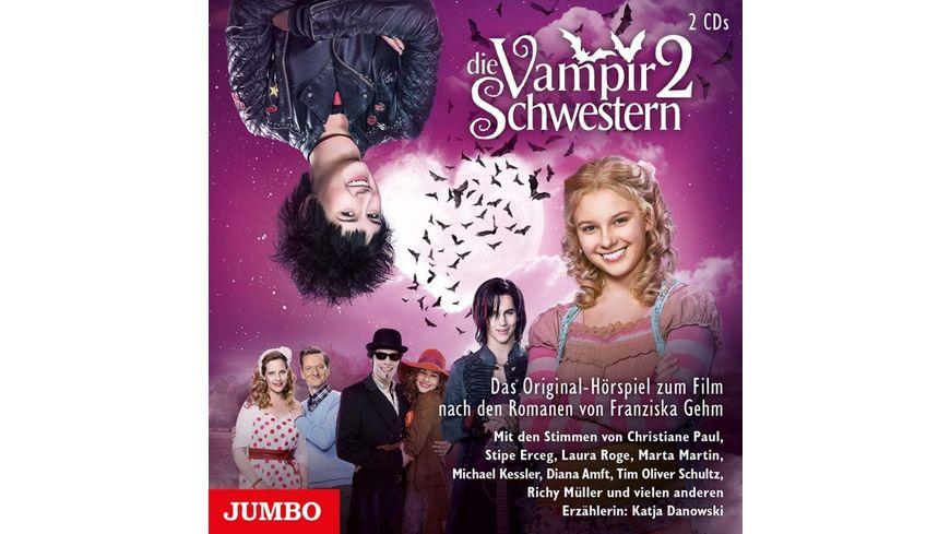 Die Vampirschwestern Vol 2 Das Original Hoerspiel