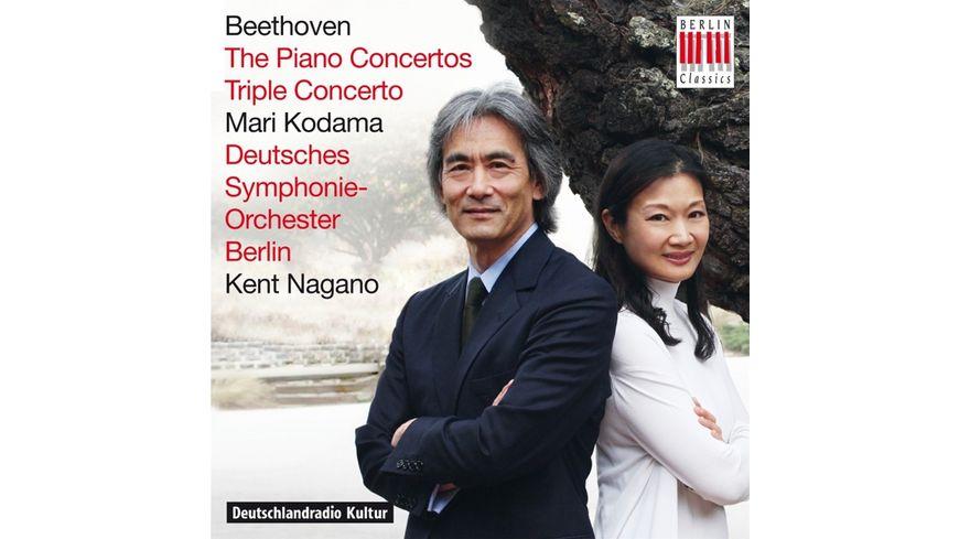 Klavierkonzerte 1 5 Tripelkonzert