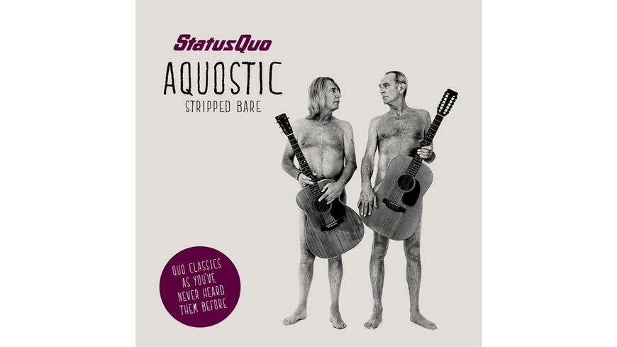 Aquostic Stripped Bare
