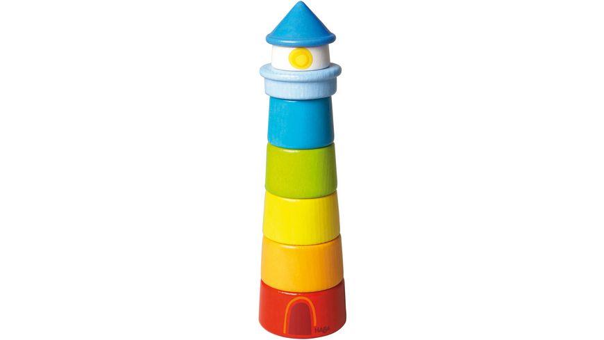 HABA Stapelspiel Leuchtturm