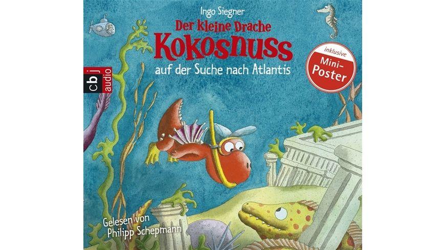 Kleine Drache Kokosnuss A D Suche Nach Atlantis