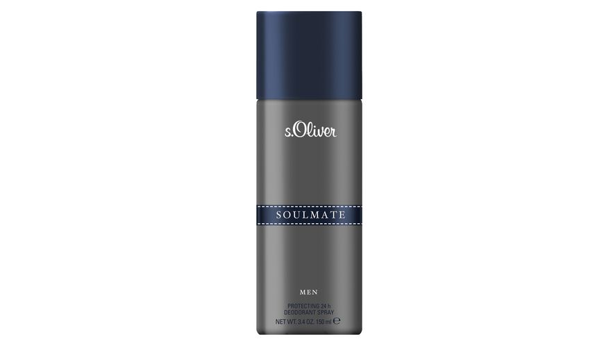 s Oliver Soulmate Men Deo Spray