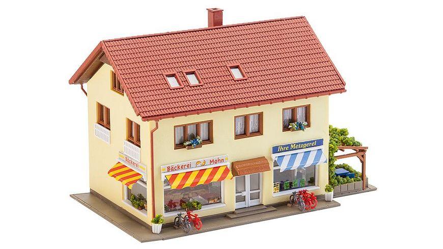 Faller 232336 N Metzgerei Baeckerei
