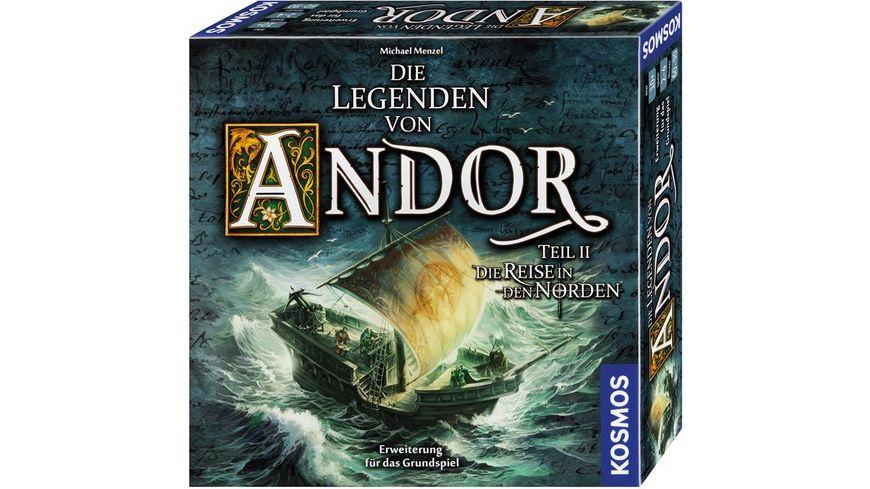 KOSMOS Die Legenden von Andor Teil II Die Reise in den Norden