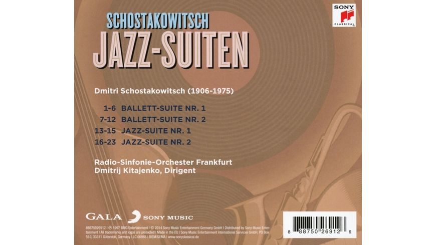 Jazz Suiten