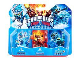 Skylanders Trap Team Dreierpack 2